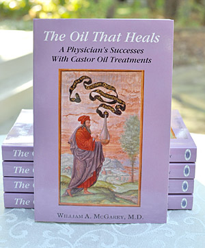The Oil That Heals Book
